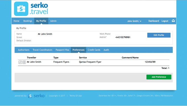 QBR | serko travel – Business Travel Management Made Easy